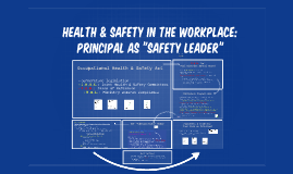 Health & Safety in the Workplace: