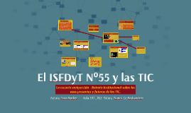 El ISFDyT N°55 y las TIC