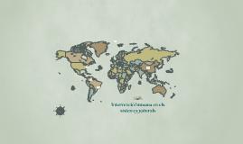 Intervenció humana en els sistemes naturals