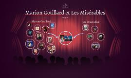 Marion Cotillard et Les Misérables