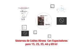 Sistemas de Cables Aéreos