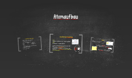 Atomaufbau by Doris Glatz on Prezi