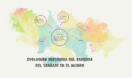 Copy of evolucion historica del derecho del trabajo en el mundo