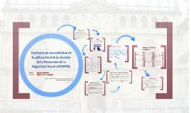 Imprimible Auditoría de Accesibilidad de la aplicación web de Gestión de la Formación de la Seguridad Social (GESFOR)