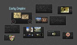 Early Empire