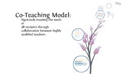 Copy of Co-Teaching Model