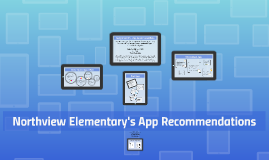Northview Elementary's App Recommendations