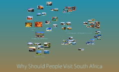Why should people visit South Africa