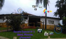 Copy of Escuela Especial 2