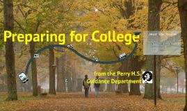 Jr College-Bound talk
