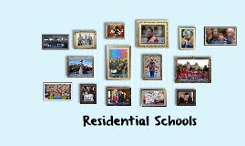 Residential Schools