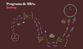 MBAs Roadmap