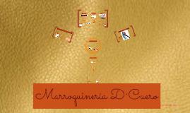 Marroquinería D´Cuero