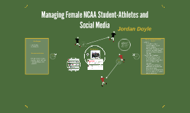 Managing Female NCAA Student-Athletes and Social Media