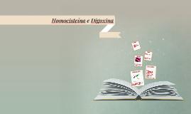 Homocisteína e Digoxina