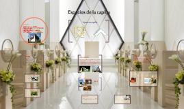 espacio de capillas