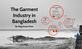 The Garment Industry in Bangladesh
