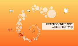 HETEROGENEIDADES