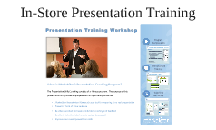 In-Store Presentation Training