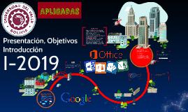 Univalle Presentación Aplicada-I-2019