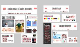 Copy of Empreendedorismo x Intra-empreededorismo
