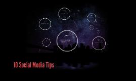 Social Media Clean-Up