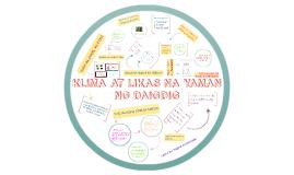 Copy of KLIMA AT LIKAS NA YAMAN NG DAIGDIG