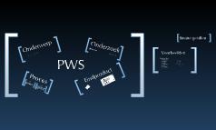 Presentatie PWS final 2.0