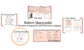 Robert Muczynski's Preludes for Piano: