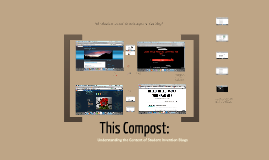This Compost: Understanding the Content of Student Invention Blogs