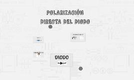 Copy of POLARIZACIÓN DIRECTA DEL DIODO
