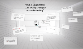 """Notes On Immanuel Kant's """"What is Enlightenment?"""" (1784)"""