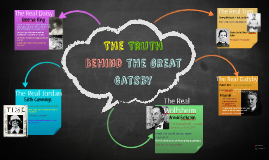 The Truth Behind The Great Gatsby