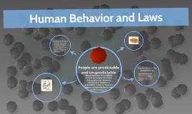 Human Behavior and Laws