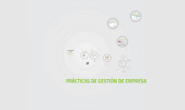 Prácticas de Gestión de Empresa