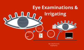 Copy of Eye Examinations & Irrigating