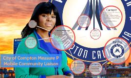 Compton Community Liason