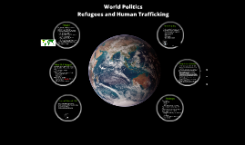 Refugees and Human Trafficking