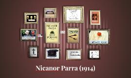 Nicanor Parra (1914)