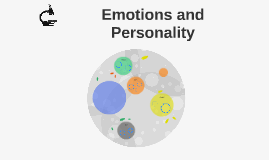 Emotions and Personality