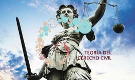 TEORIA DEL DERECHO CIVIL