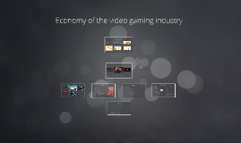 Economy of the video gaming industry