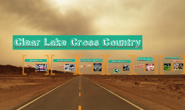 Clear Lake Cross Country