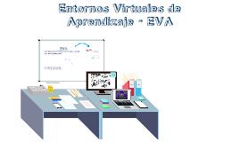 Entornos Virtuales de  Enseñanza y Aprendizaje - EVEA(corto)