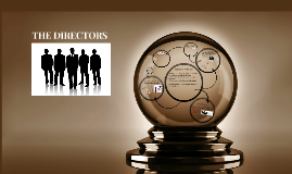 Importance of Directors