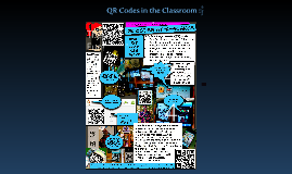 QR Codes in the Classroom (& Library!)