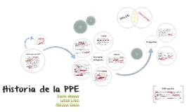Copy of Historia de la PPE