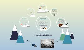 Las distintas propuestas éticas