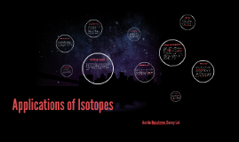 Applications of Isotopes