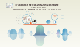 Copy of II° JORNADA DOCENTE